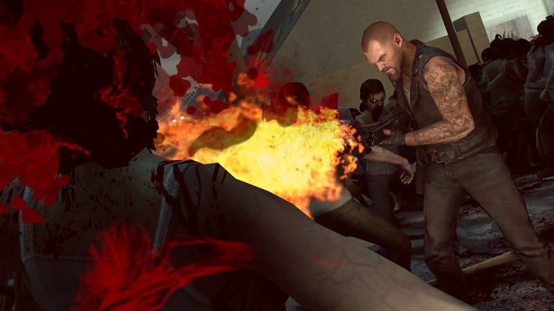 The Strange Beauty of Killing Zombies In Horrible Ways