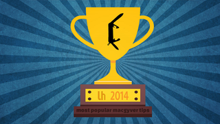 Most Popular Clever Uses and MacGyver Tips of 2014