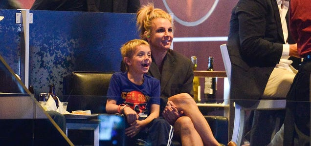 Vegas Britney Spears Might Be the Healthiest Britney Spears
