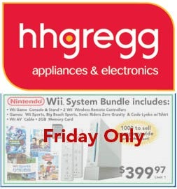 Hhgregg Enters Video Game Business On Black Friday