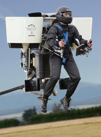 For Ninety Grand, You Too Can Own a Jetpack