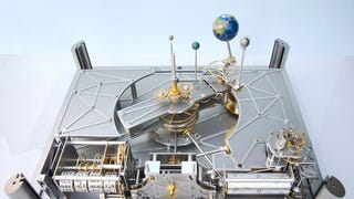 18 Mechanical Planetary Models