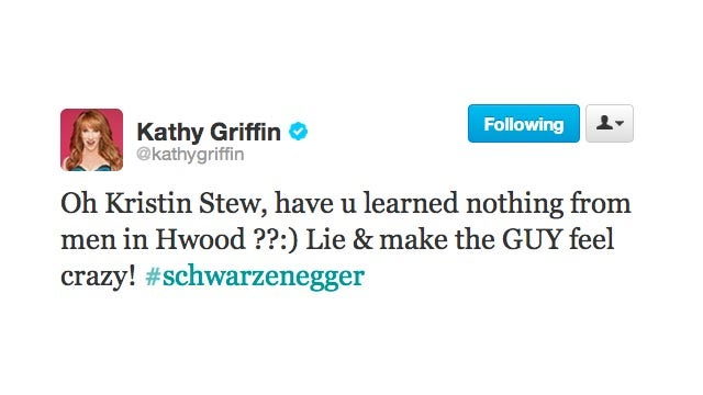 Kathy Griffin Divulges the Real Secret to Pulling Off a Hollywood Affair