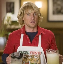 Owen Wilson Walks Out On Awkward Puppy/Suicide Interview Segue