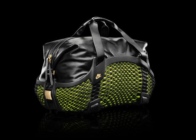 Nike's Latest Bag Is Hot Off the 3D Printer