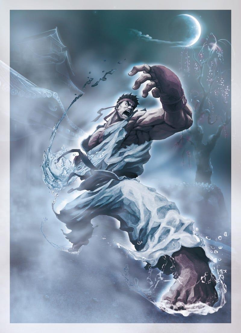 See The Battles Of Street Fighter X Tekken, Plus A Dino Crisis Wink