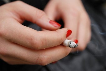 French Women Smoke To Remain Thin At All Costs