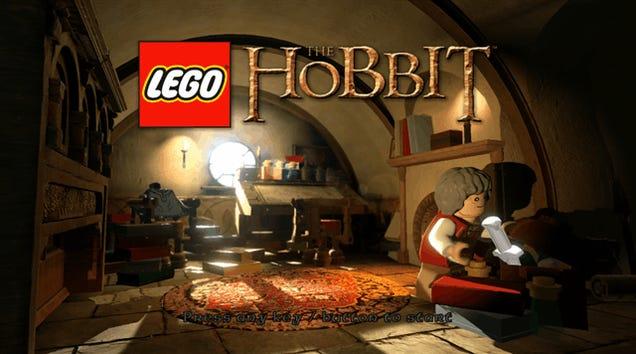 The Saturday Morning Stream: LEGO: The Hobbit (Stream Over)