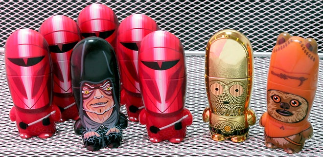 New Star Wars Series 3 Mimobot Flash Drives Are Now Up For Pre-Order