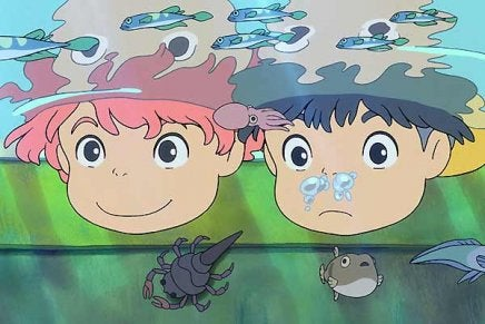 Miyazaki's Fishy Love Story Celebrates the Spirit of Adventure
