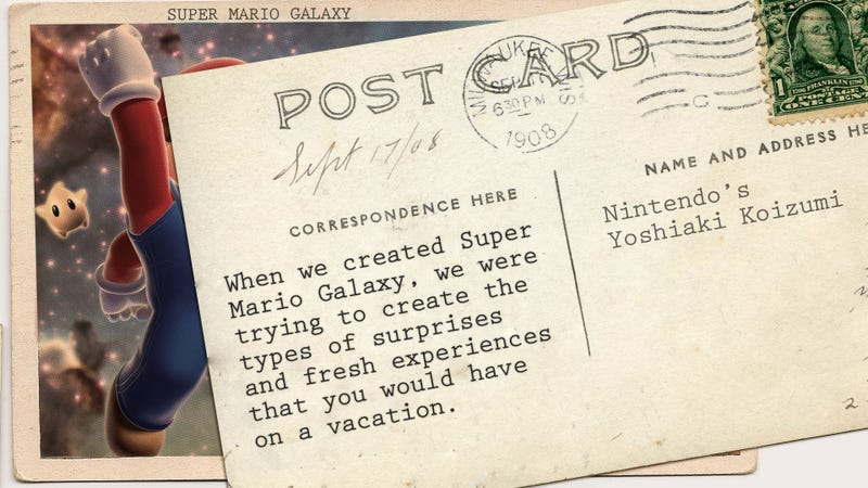 Their Goal Was to Make a Mario Game that Felt Like a Vacation