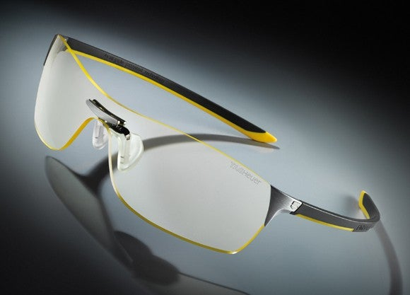 Tag Heuer's Squadra Night Vision Glasses Are For Alpha Eyeballs Only