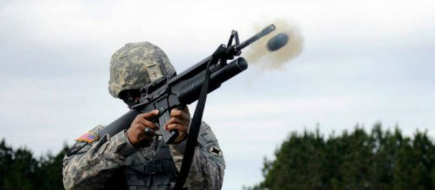 The Army's Grenade Launchers Are About to Become Twice as Deadly