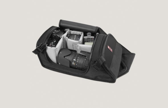 The Niko Camera Bag Is Military-Grade Awesome