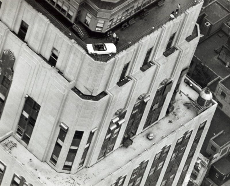 Ford Is Putting A Mustang On The Empire State Building — Again!