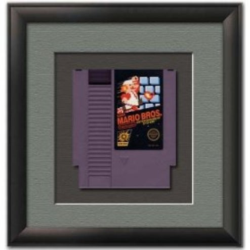 NES Carts As Objets D'Art