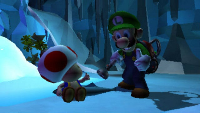 Six Reviewers Find Luigi's Mansion: Dark Moon Eerily Charming