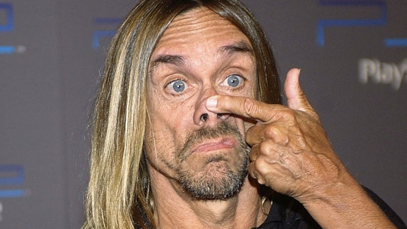When Iggy Pop and His Boogers Came to E3
