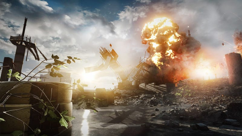 Battlefield 4 'Illegal' in China, But It Wasn't For Sale There Anyway