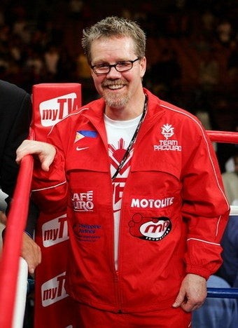 Floyd Mayweather Might Be A Punk, According To Freddie Roach