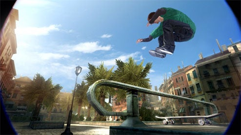 Skate 2 Release Date Seen On Mirror's Edge