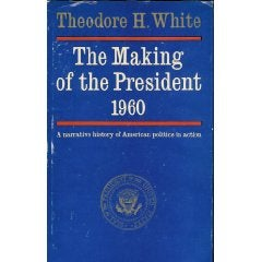 Who Will Write This Year's 'Making of the President'?
