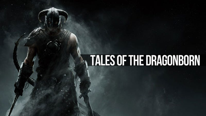 Bring Us Your True Tales of Skyrim Adventure