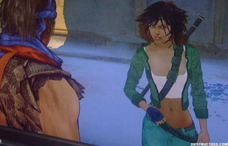Waiter, There's Some Beyond Good & Evil In My Prince Of Persia