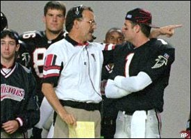 You Know What Michael Vick Needs? Jeff George