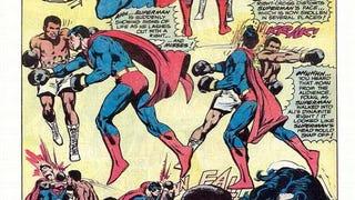 The Greatest Comic Book Of 'Em All: Superman Vs. Muhammad Ali