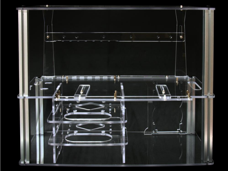 Transparent Open-Air Case Is Perfect for PC Hardware Voyeurs