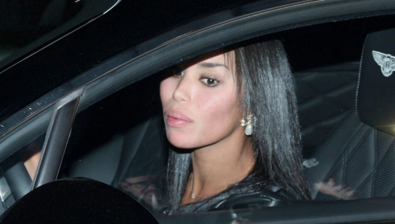 Two Men Physically Assaulted V. Stiviano in NYC Last Night