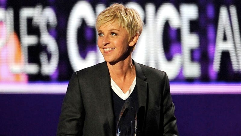 Ellen Notches a Win Over One Million Bigoted Moms