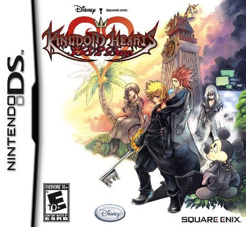 Kingdom Hearts 358/2 Days Review: Crisis Hearts