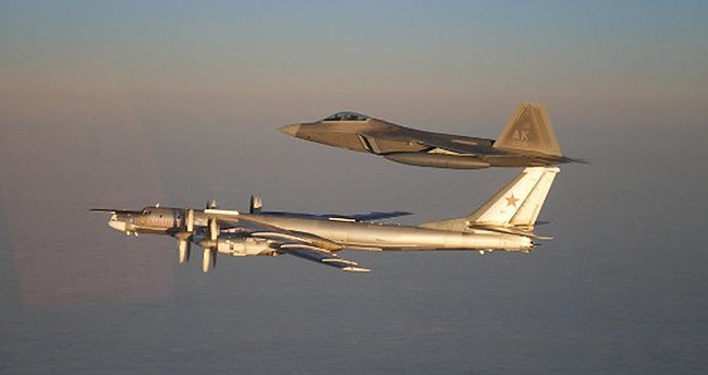 Russia Reportedly Chases Sub, Sends Bombers Flying Toward US Border