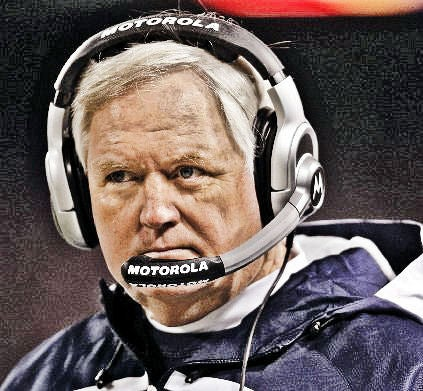 A Children's Treasury Of Wade Phillips Looking Befuddled On The Sideline