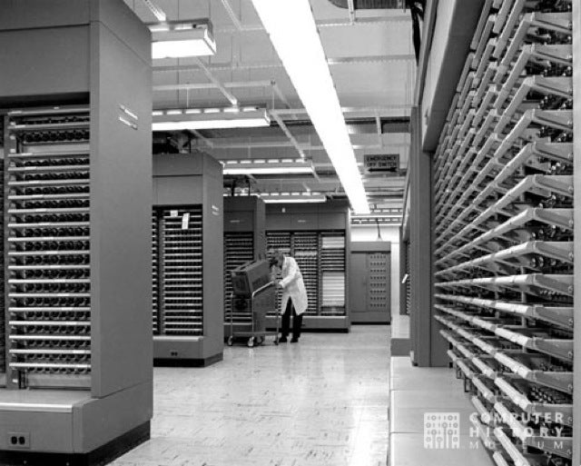 Computing Classic: The 1954 SAGE Protected the US From Invasions That Never Came