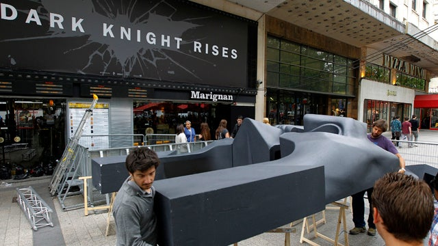 Warner Bros. Cancels Dark Knight Rises Paris Premiere, Scraps Press Conferences in Aftermath of Shooting
