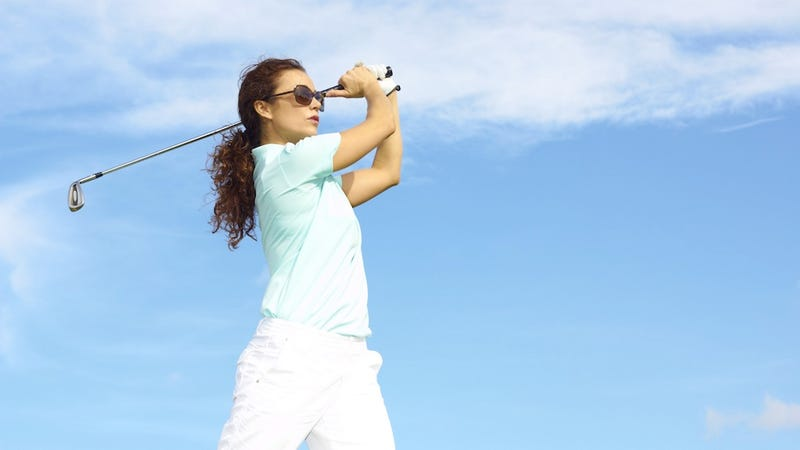 Women Have to Start Playing Dumb Boring Golf to Get Ahead in Business