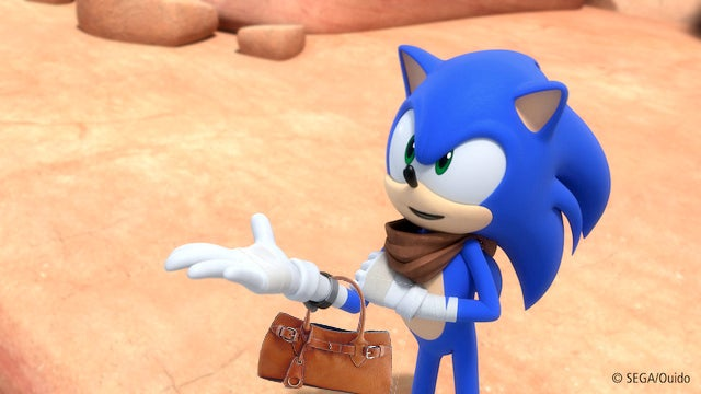 Kotaku 'Shop Contest: Sonic Bust: The Winners