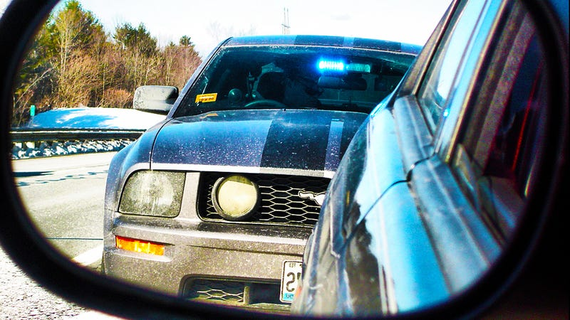 The Stealthiest Cop Cars On The Road Today