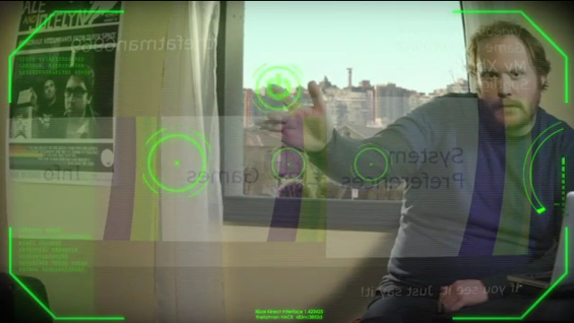 What If the Kinect Was Hacked to Be Self-Aware Like Terminator?