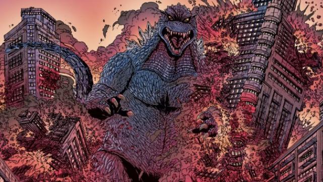 Godzilla, Gambit, and Scott Pilgrim are coming to your comic store this week