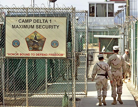 Congress Enraged At Obama's Inability to Come Up With a Gitmo Plan For Them to Reject