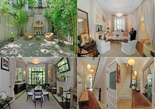 Uma Thurman's Townhouse Is Almost as Good-Looking as She Is