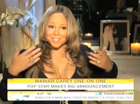 Mariah Carey: 'Yes, We Are Pregnant'