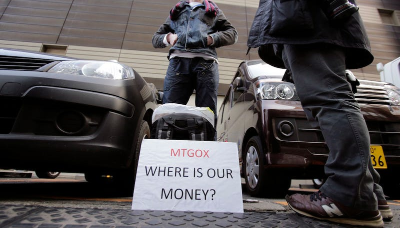 Mt. Gox Magically Finds 200,000 Bitcoins in a Discarded Wallet