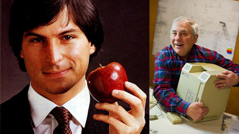 7 Things You Didn't Know About Steve Jobs From the Guy Who Designed the Original Mac