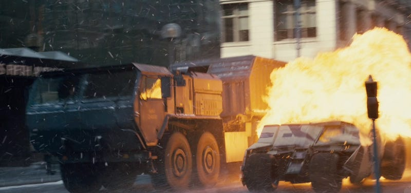 We break down the new Dark Knight Rises trailer, screencap by screencap