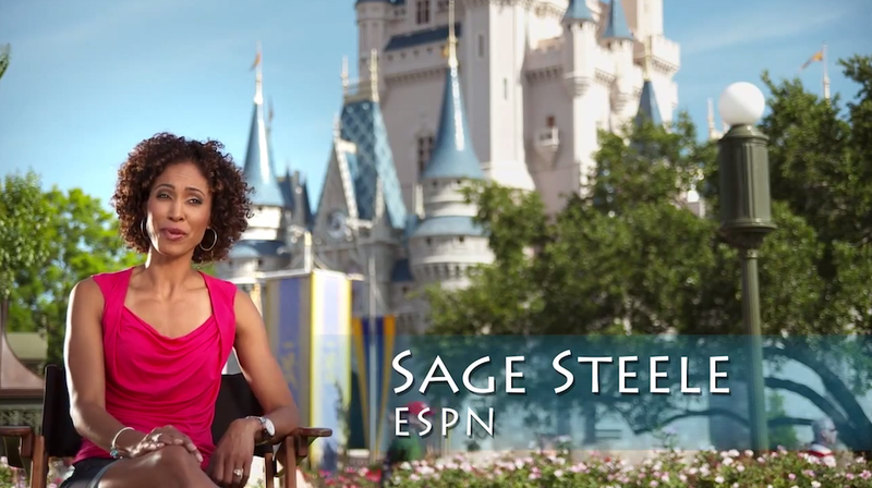 Sage Steele Will Be The Host Of NBA Countdown If She Wants The Job